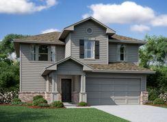 Aqua - Towne Park Village: Houston, Texas - K. Hovnanian® Homes