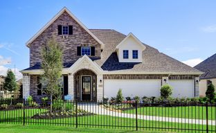 Parkway Trails - 60' Homesites by K. Hovnanian® Homes in Houston Texas