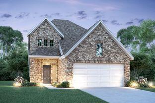 Rochester - Bayou Oaks at West Orem: Houston, Texas - K. Hovnanian® Homes