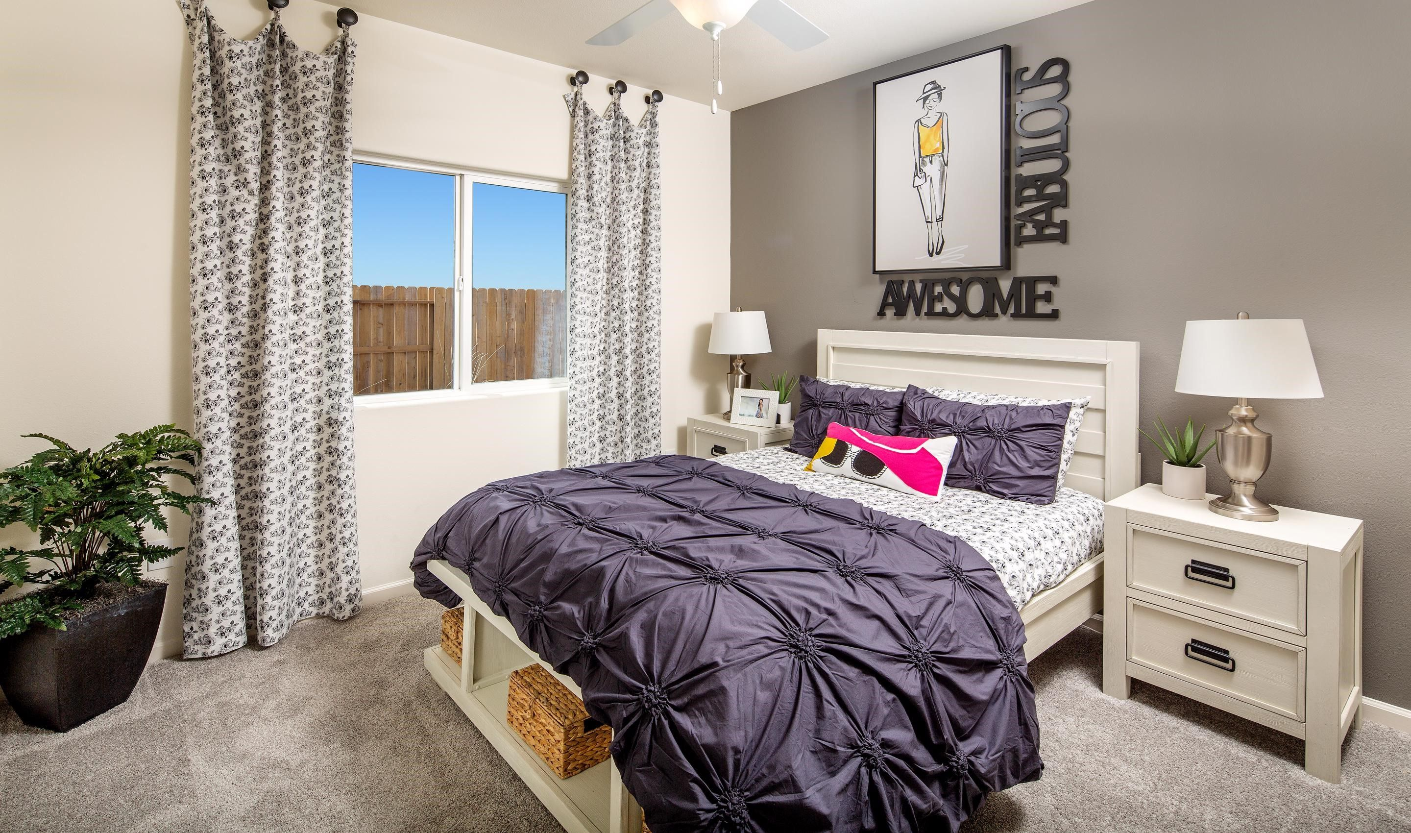 Bedroom featured in the Paso Fino By K. Hovnanian® Homes in Sacramento, CA