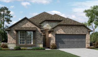 Camelot II - Ascend at Oakmont Park: Red Oak, Texas - K. Hovnanian® Homes
