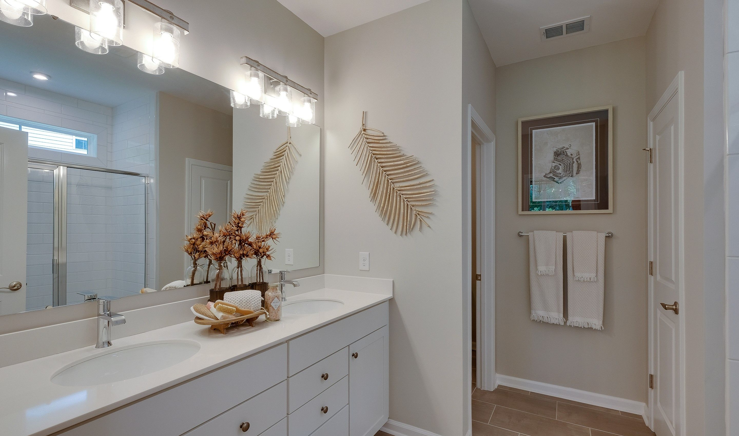 Bathroom featured in the Palmera By K. Hovnanian® Homes in Savannah, GA