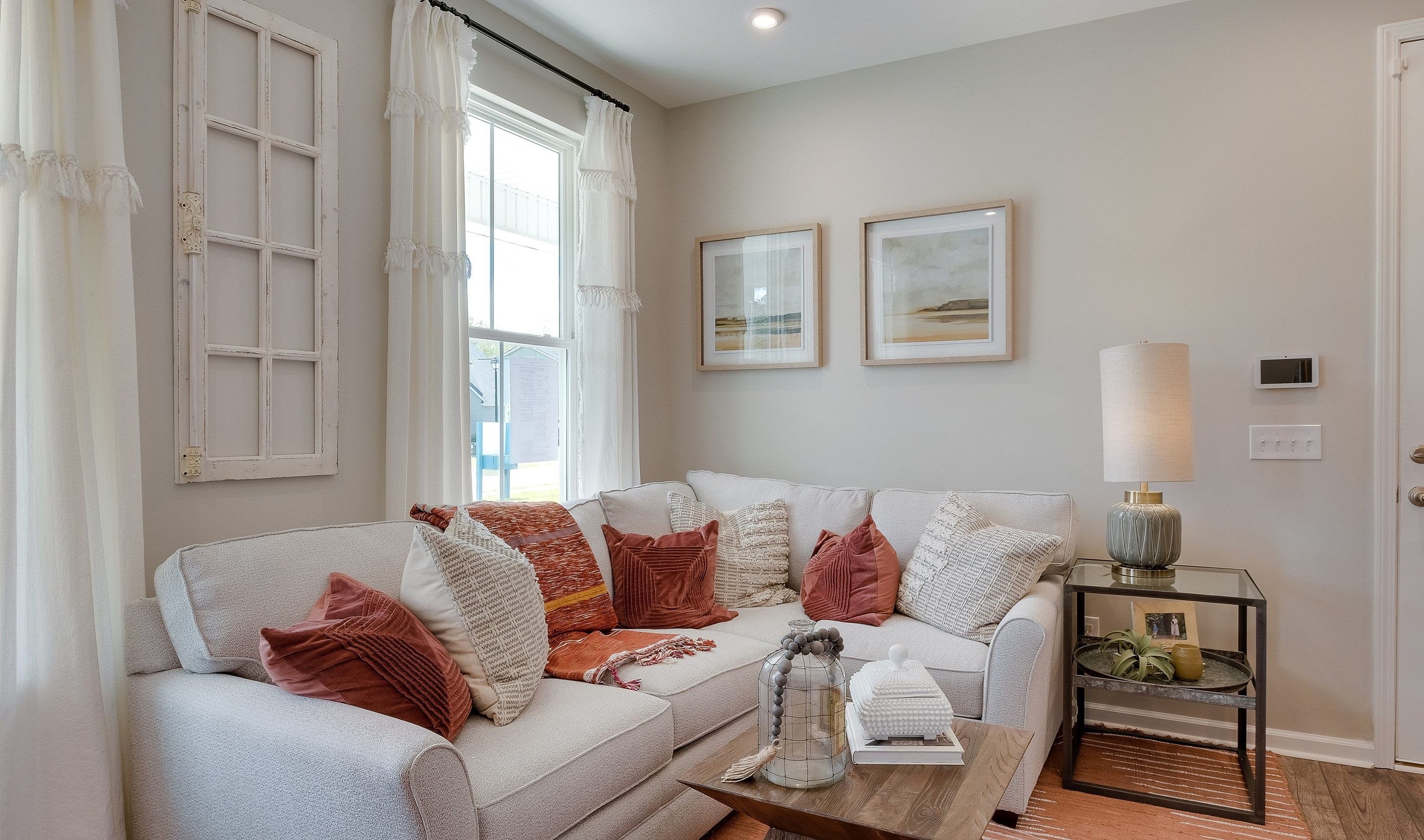 Living Area featured in the Palmera II By K. Hovnanian® Homes in Hilton Head, SC