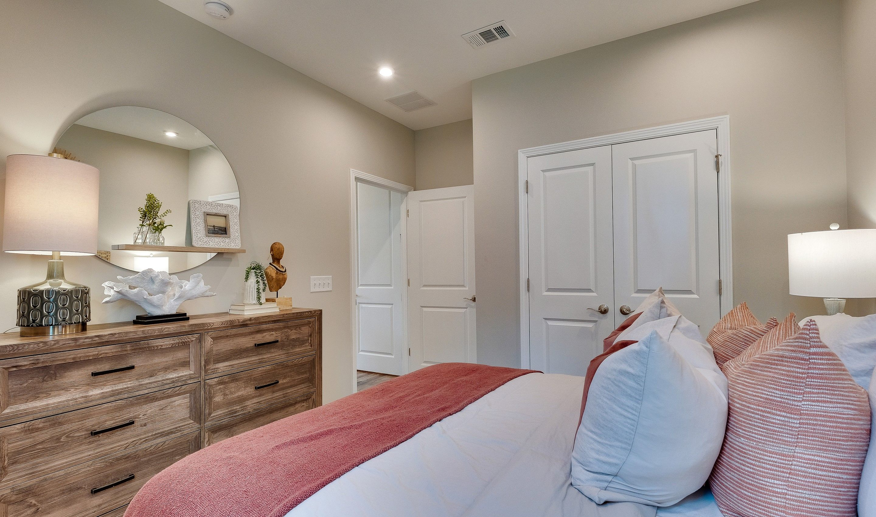 Bedroom featured in the Palmera By K. Hovnanian® Homes in Savannah, GA