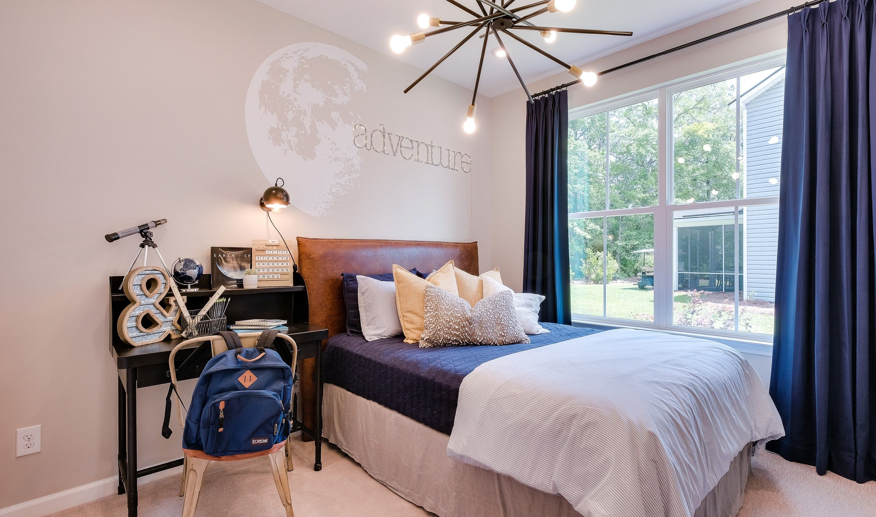 Bedroom featured in the Palmera II By K. Hovnanian® Homes in Hilton Head, SC