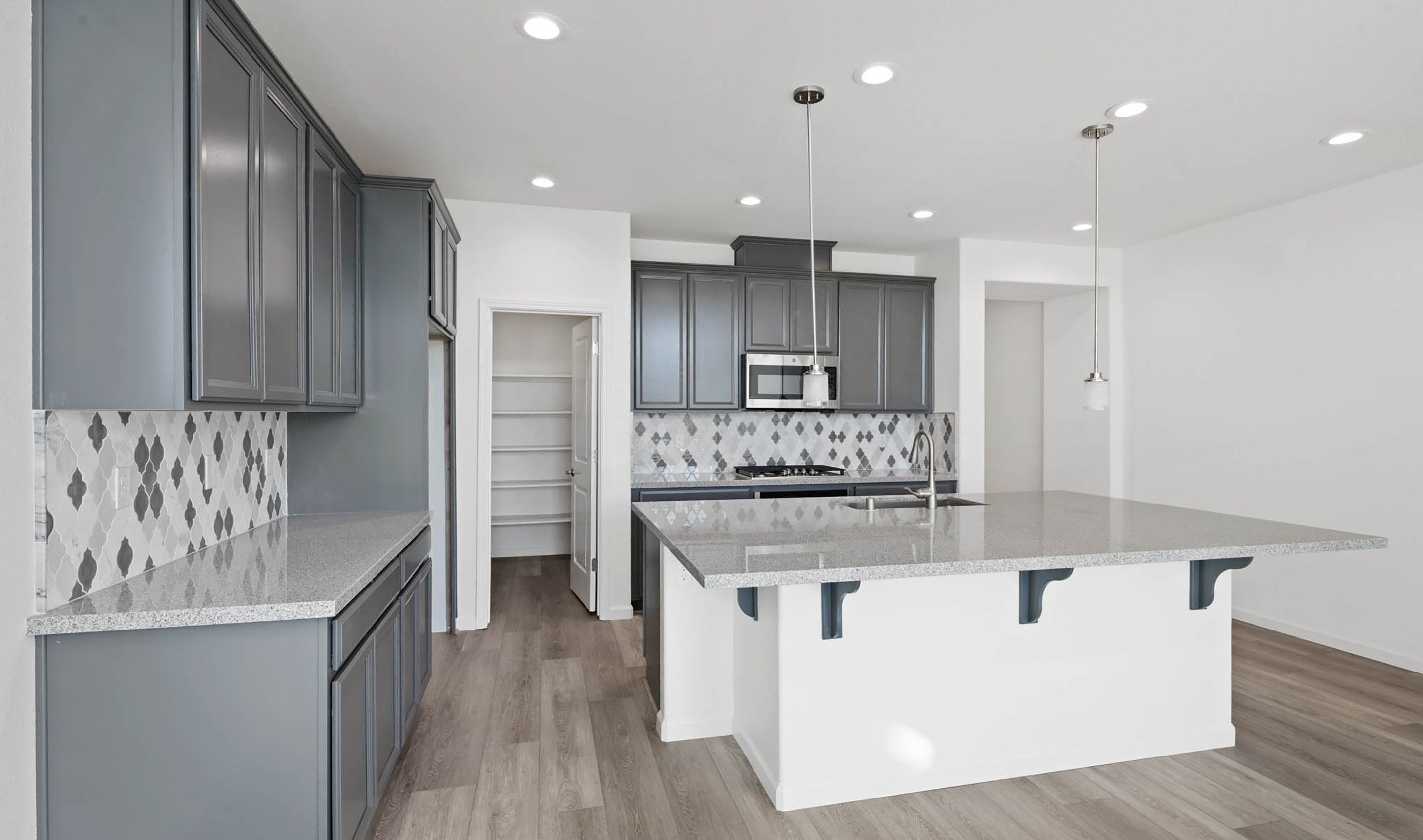 Kitchen featured in the Homage By K. Hovnanian® Homes in Oakland-Alameda, CA