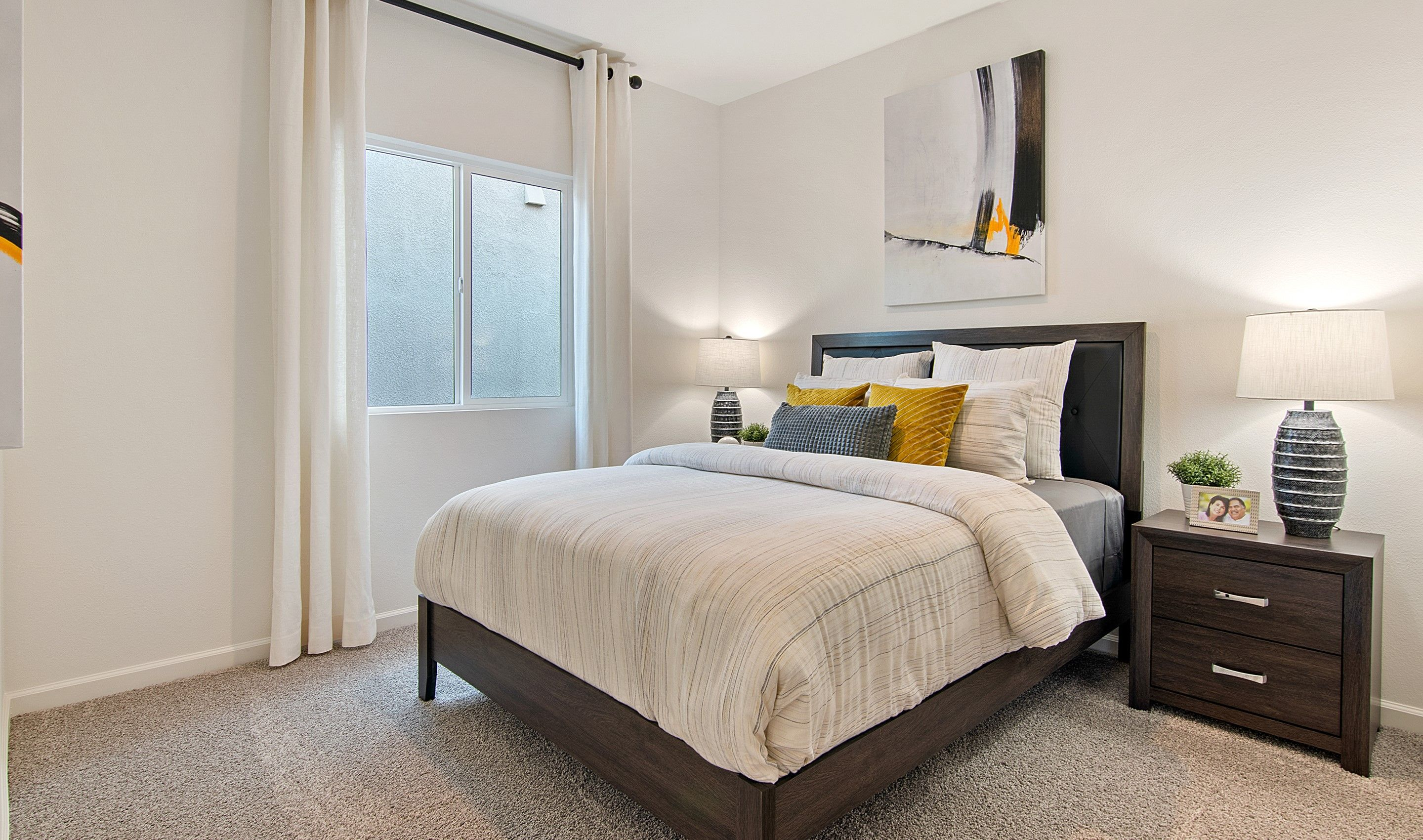 Bedroom featured in the Blossom By K. Hovnanian® Homes in Modesto, CA