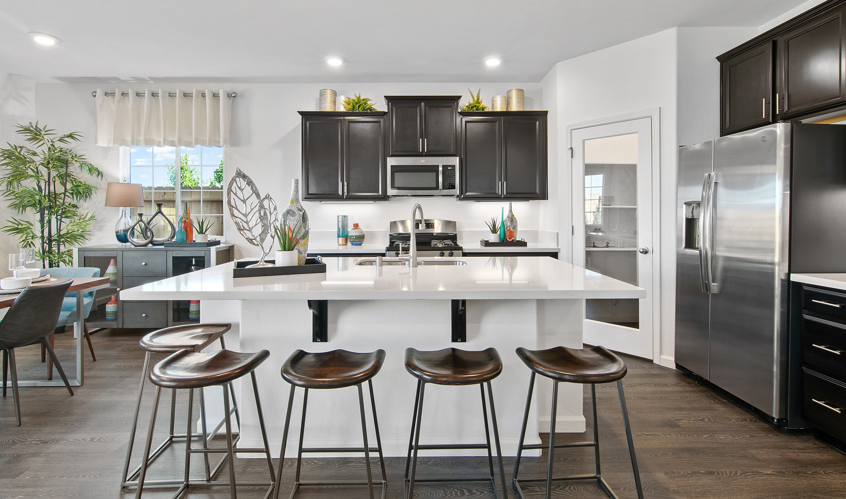 Kitchen featured in the Edward By K. Hovnanian® Homes in Sacramento, CA
