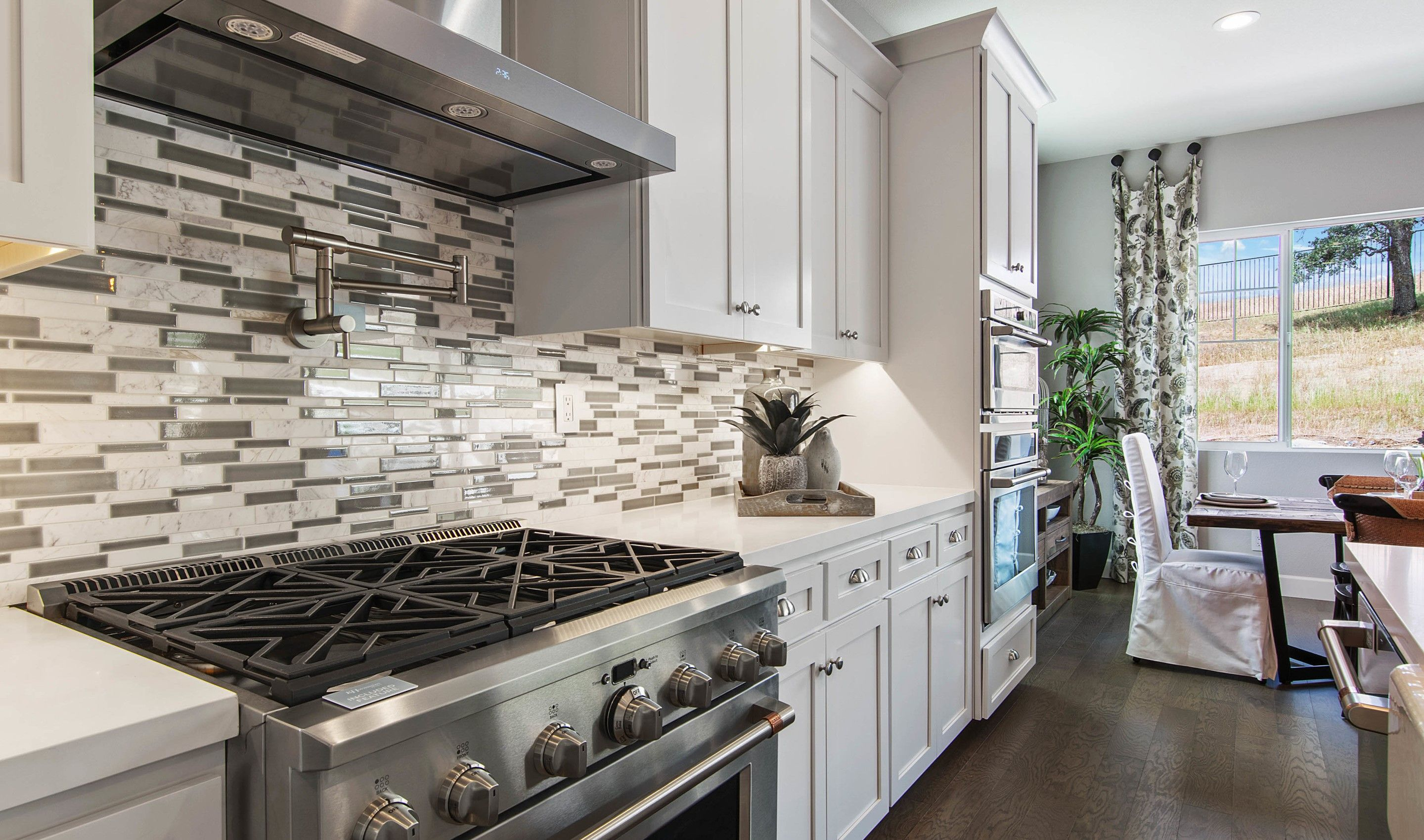 Kitchen featured in the Vivien By K. Hovnanian® Homes in Sacramento, CA