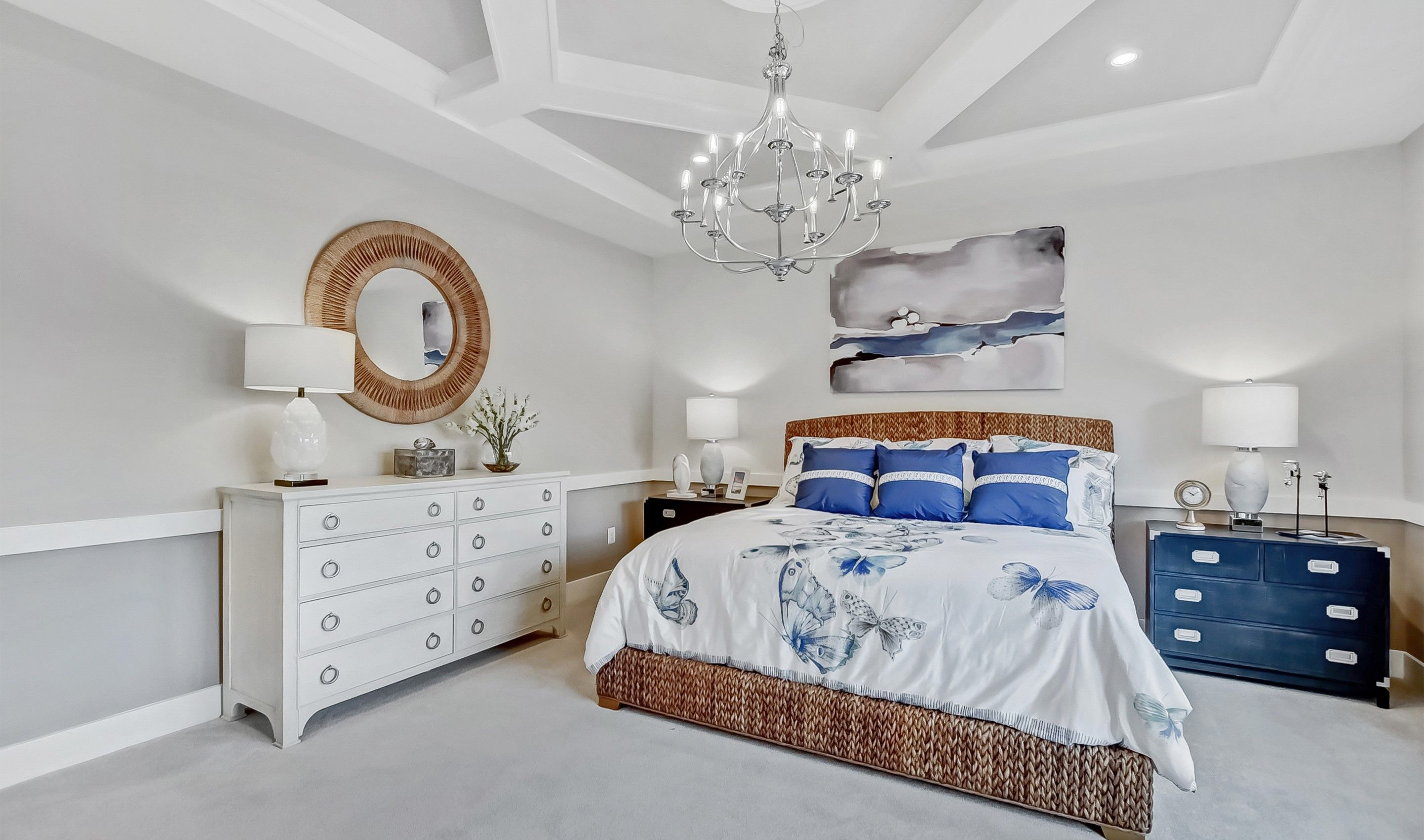 Bedroom featured in the Tomasen By K. Hovnanian® Homes in Savannah, GA