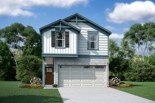 Cleveland - Kirby Landing: Houston, Texas - K. Hovnanian® Homes