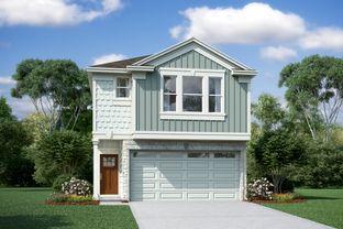 Carter - Kirby Landing: Houston, Texas - K. Hovnanian® Homes