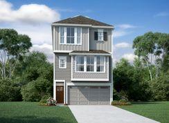 Jefferson II - Kirby Landing: Houston, Texas - K. Hovnanian® Homes