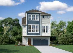 Amalfi - Kirby Landing: Houston, Texas - K. Hovnanian® Homes