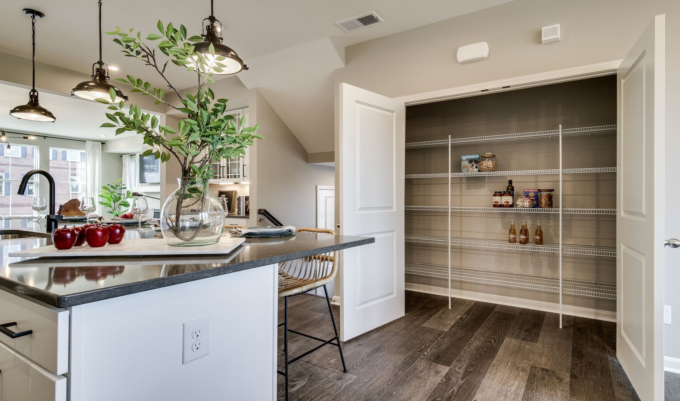 Kitchen featured in the Whitworth By K. Hovnanian® Homes in Washington, VA