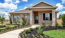 Towne Park Village by K. Hovnanian® Homes in Houston Texas