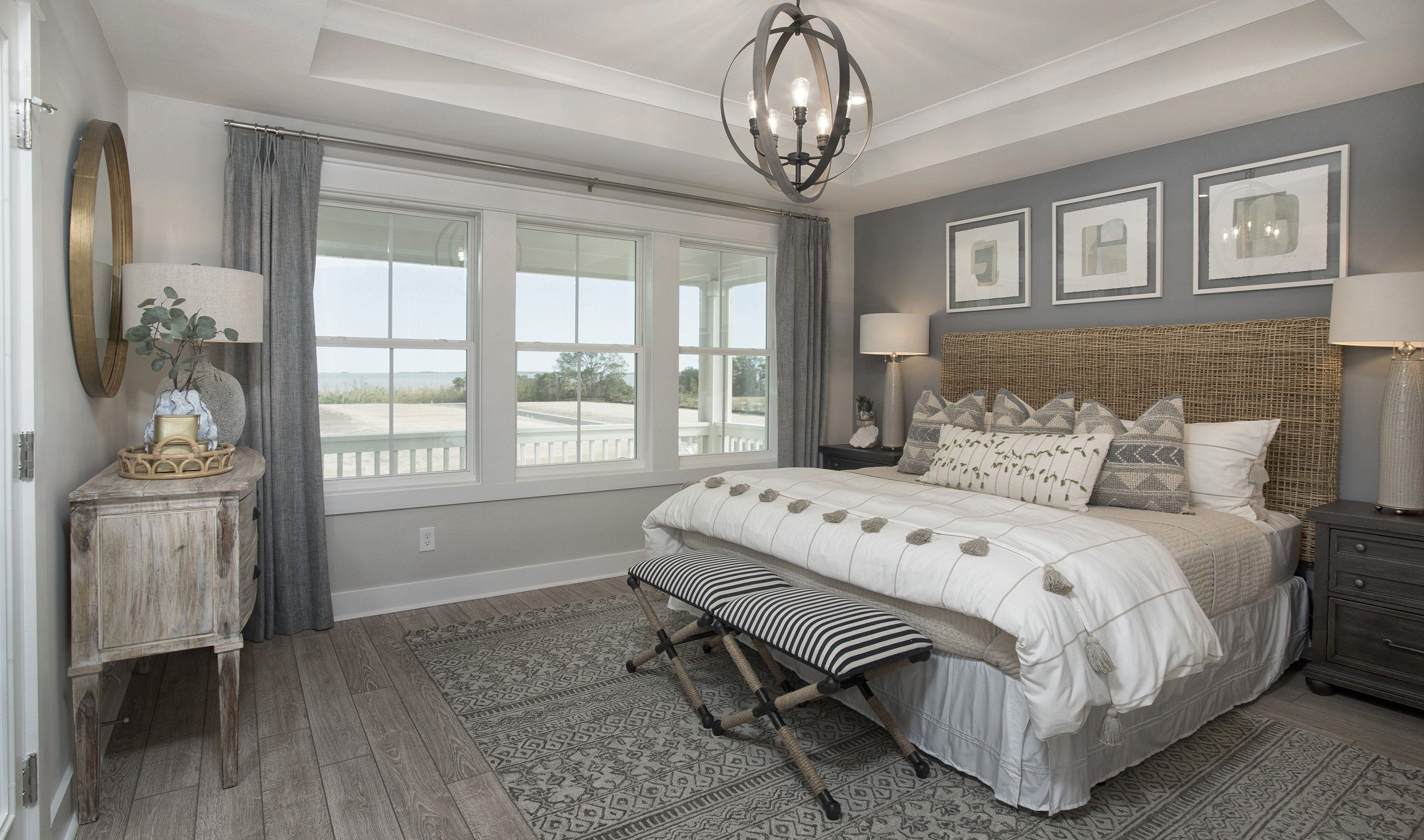 Bedroom featured in the Coligny II By K. Hovnanian® Homes in Charleston, SC