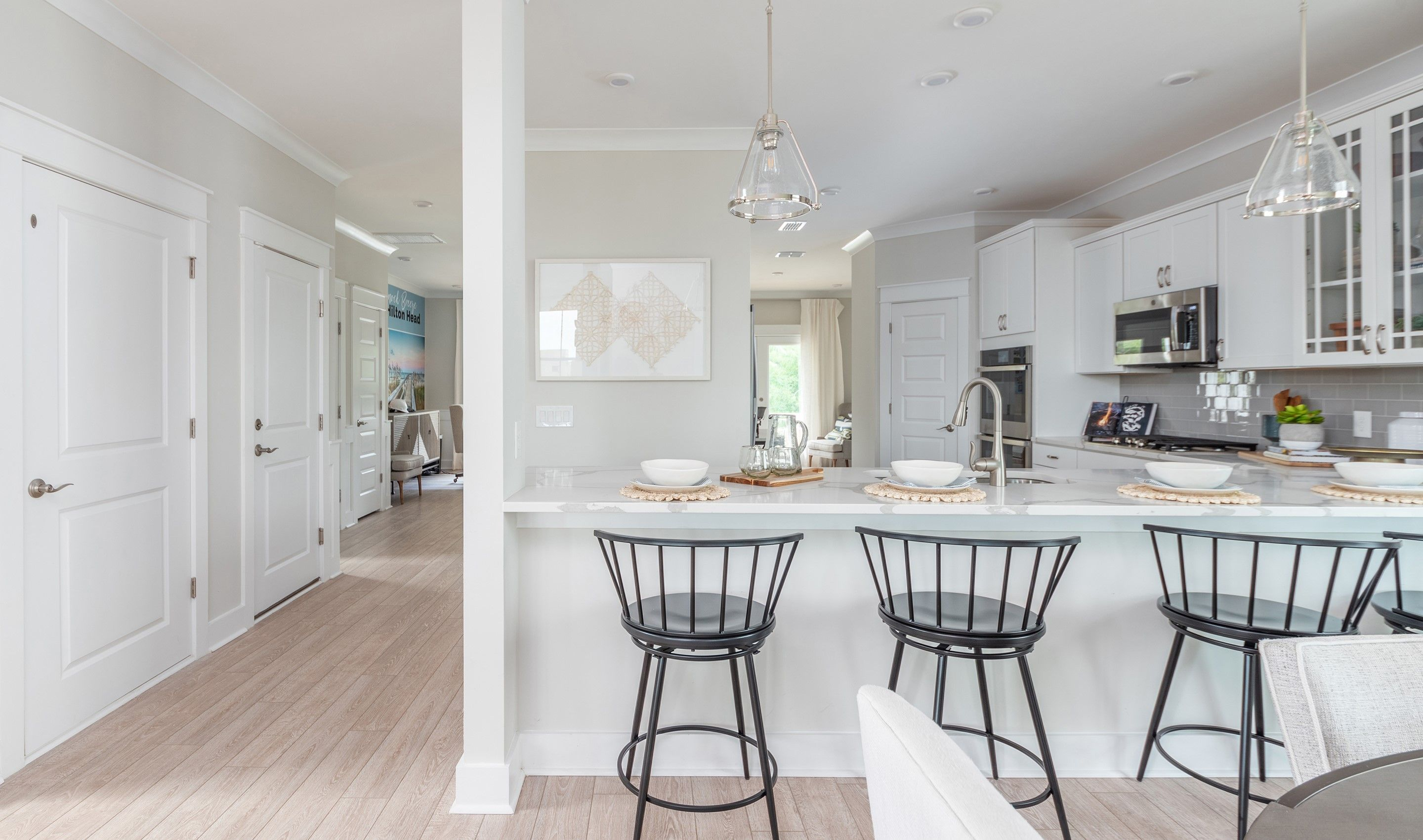 Kitchen featured in the Coligny II By K. Hovnanian® Homes in Charleston, SC