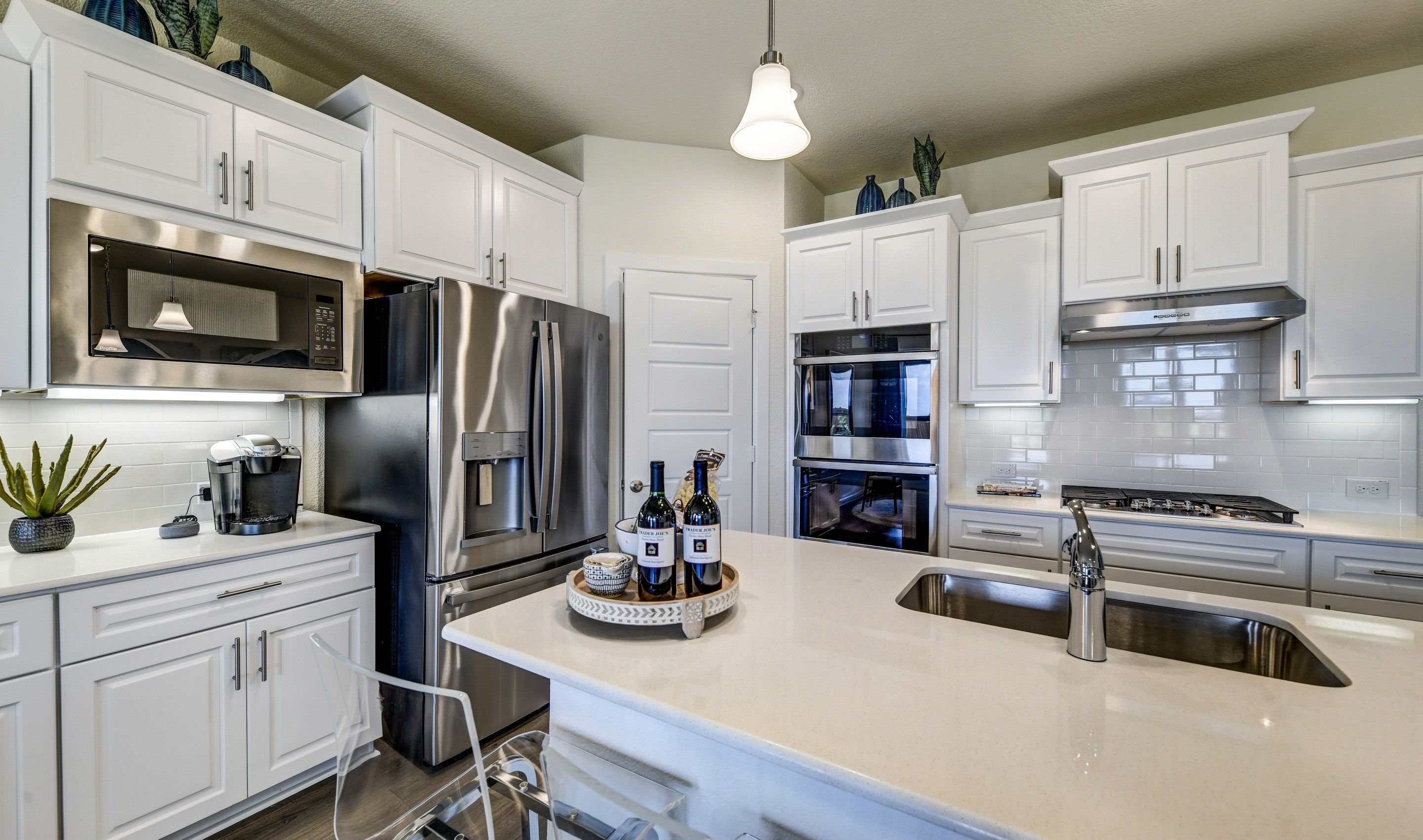 Kitchen featured in the Rockford II By K. Hovnanian® Homes in Dallas, TX