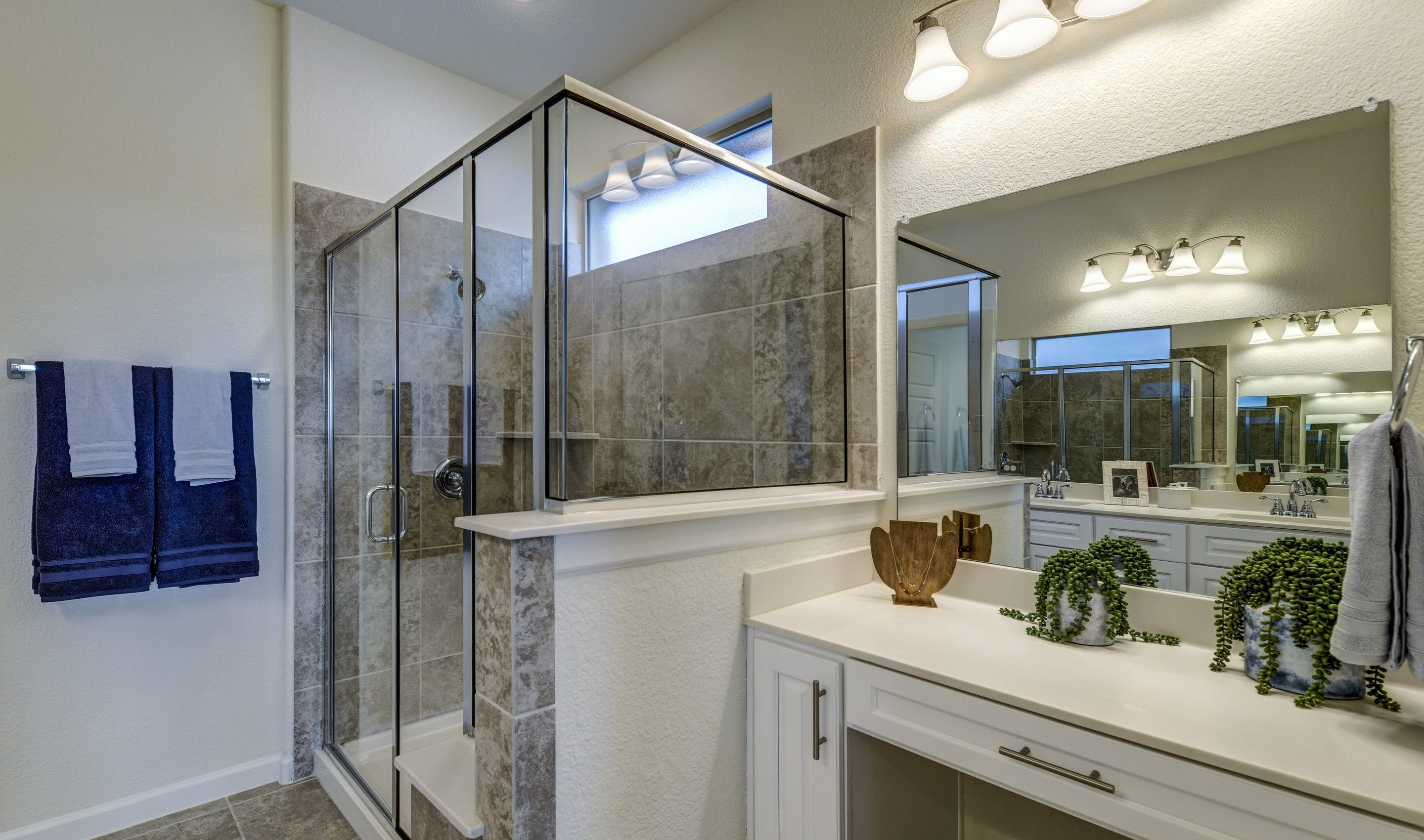 Bathroom featured in the Rockford By K. Hovnanian® Homes in Fort Worth, TX