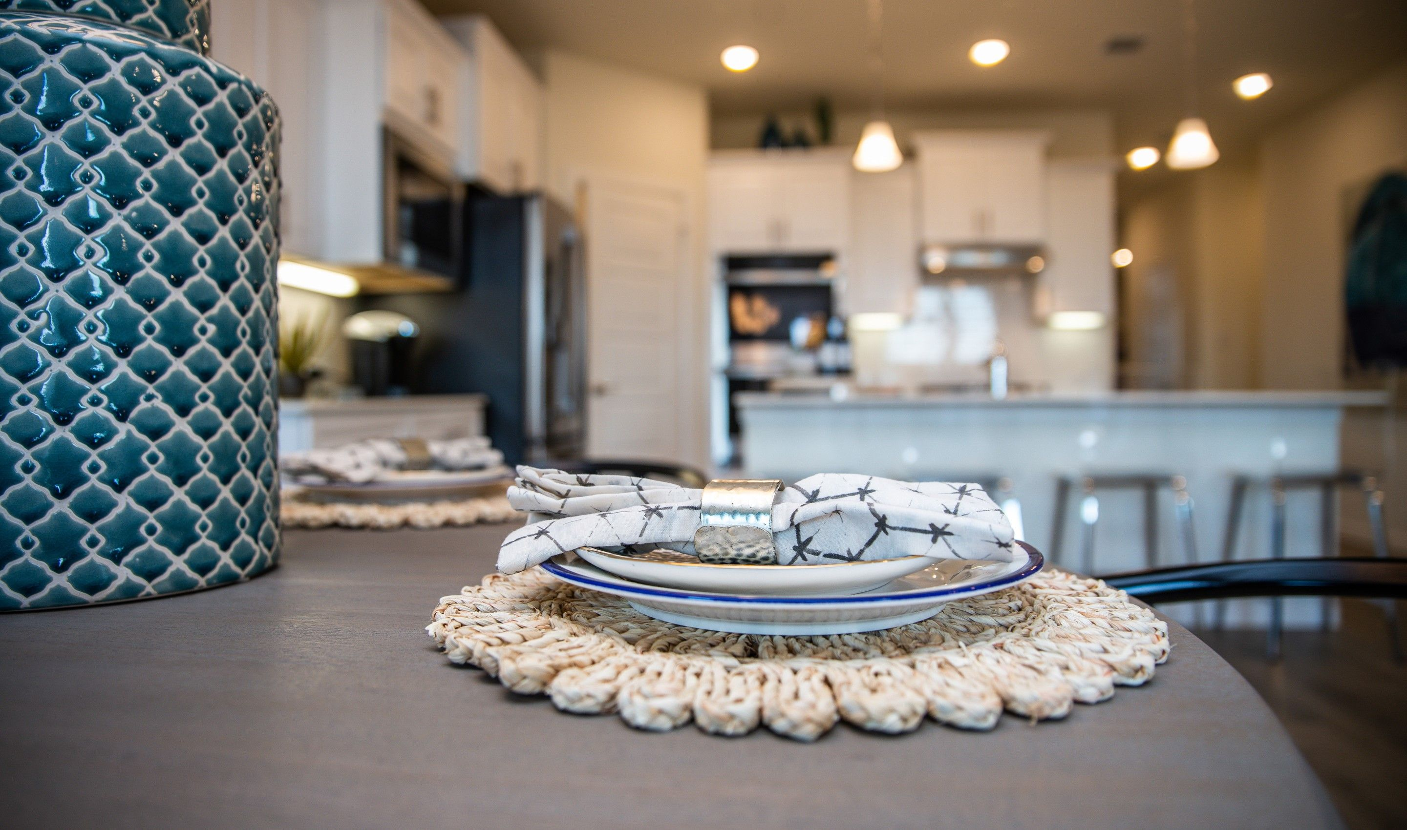 Kitchen featured in the Rockford By K. Hovnanian® Homes in Fort Worth, TX