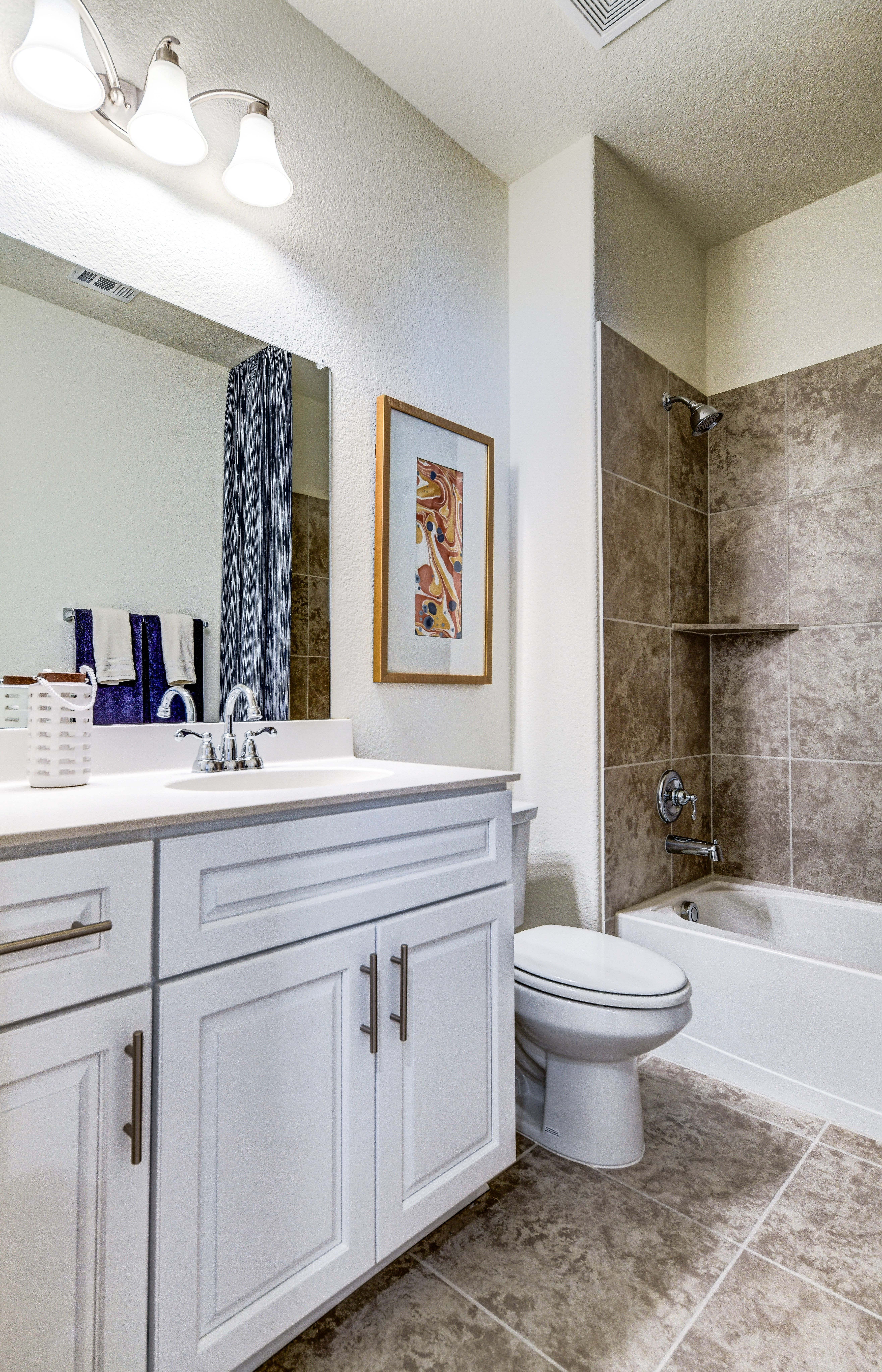 Bathroom featured in the Rockford II By K. Hovnanian® Homes in Dallas, TX