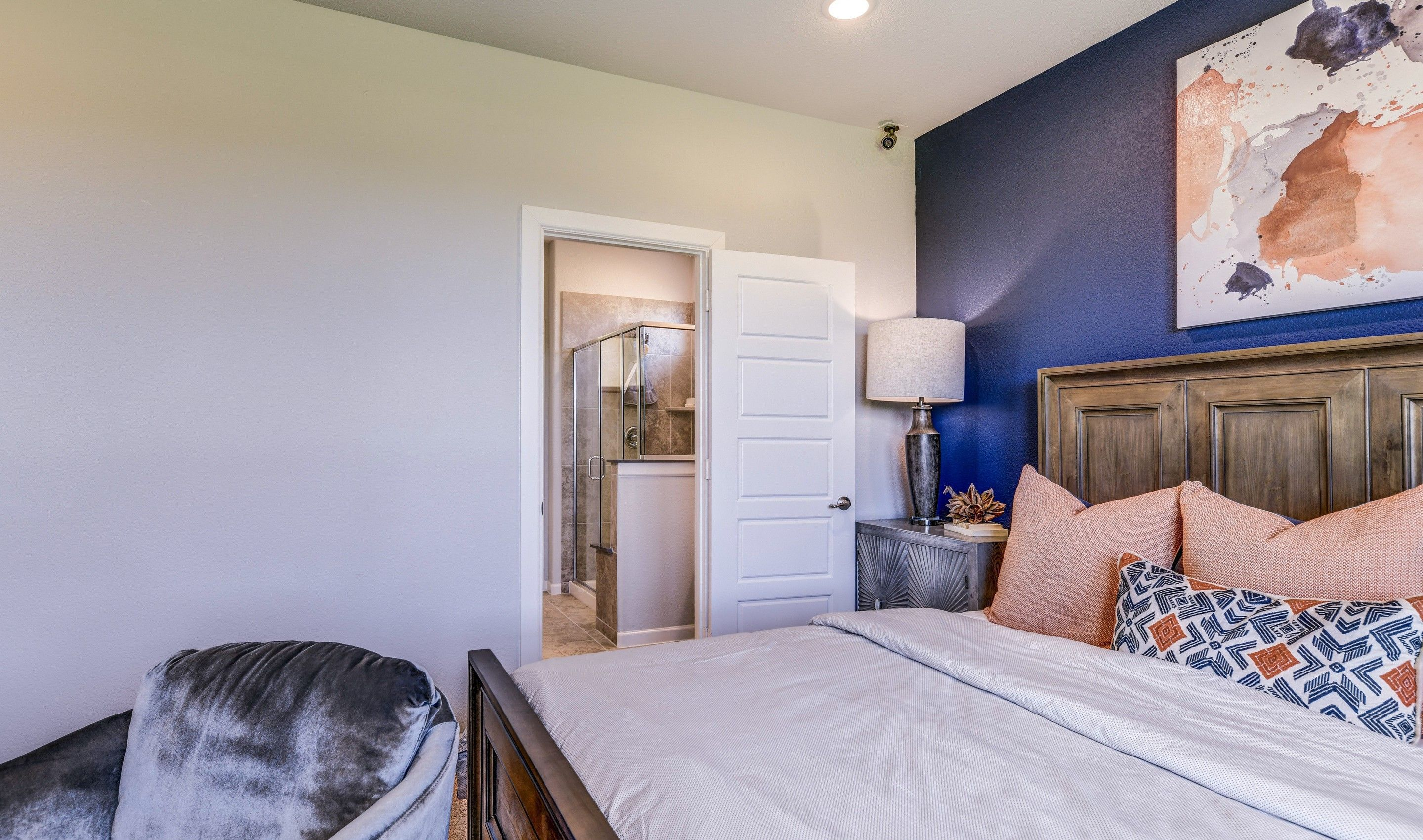 Bedroom featured in the Calloway By K. Hovnanian® Homes in Sherman-Denison, TX