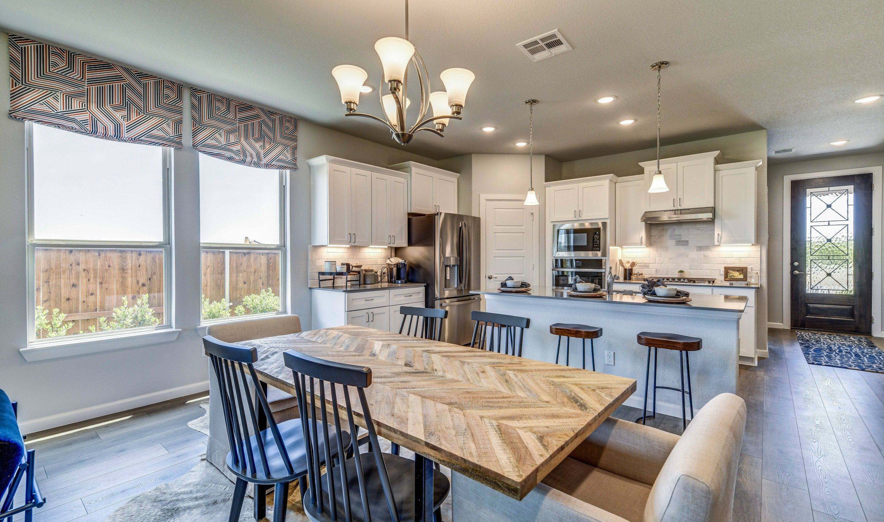 Kitchen featured in the Calloway By K. Hovnanian® Homes in Sherman-Denison, TX