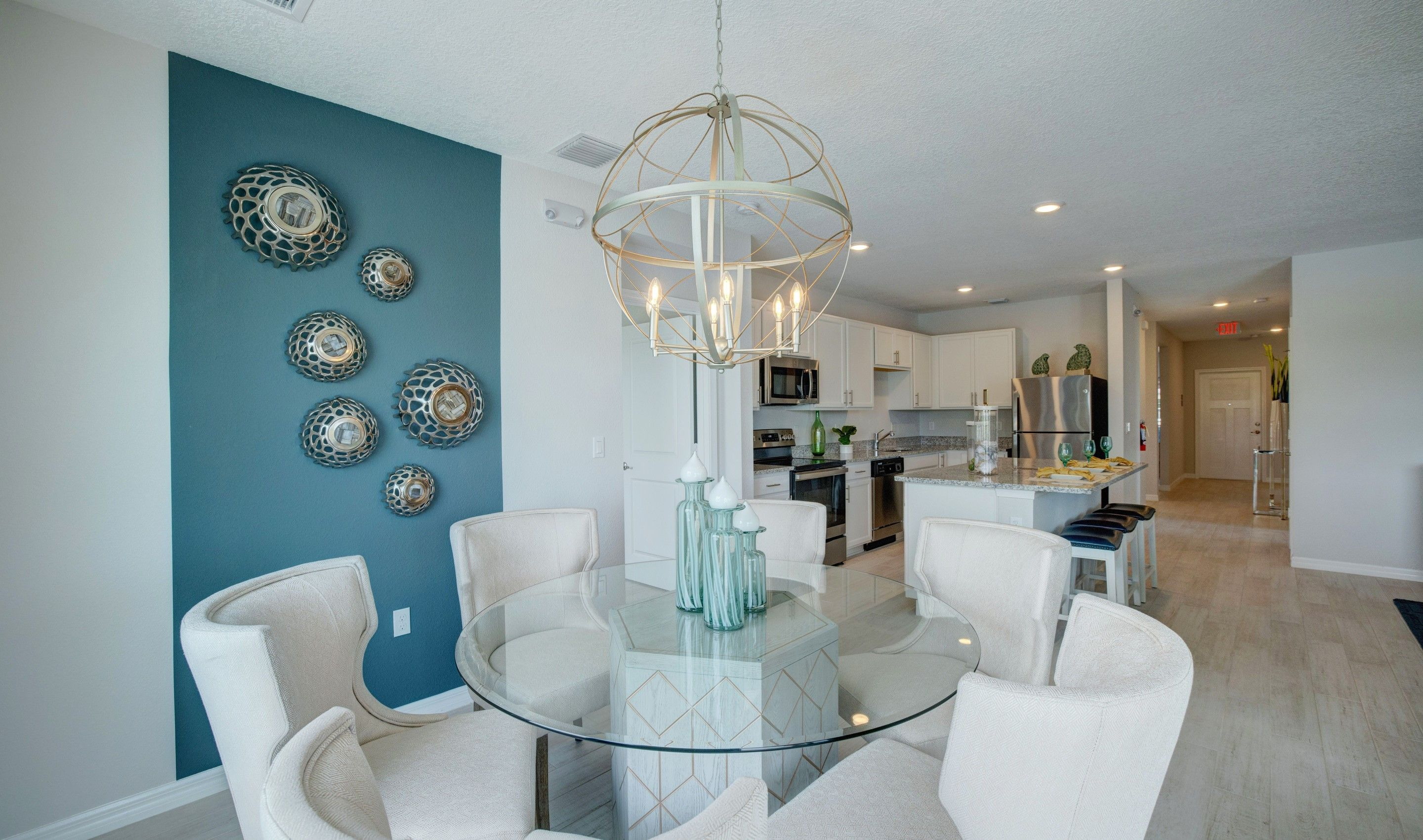 Kitchen featured in the Eden By K. Hovnanian® Homes in Martin-St. Lucie-Okeechobee Counties, FL