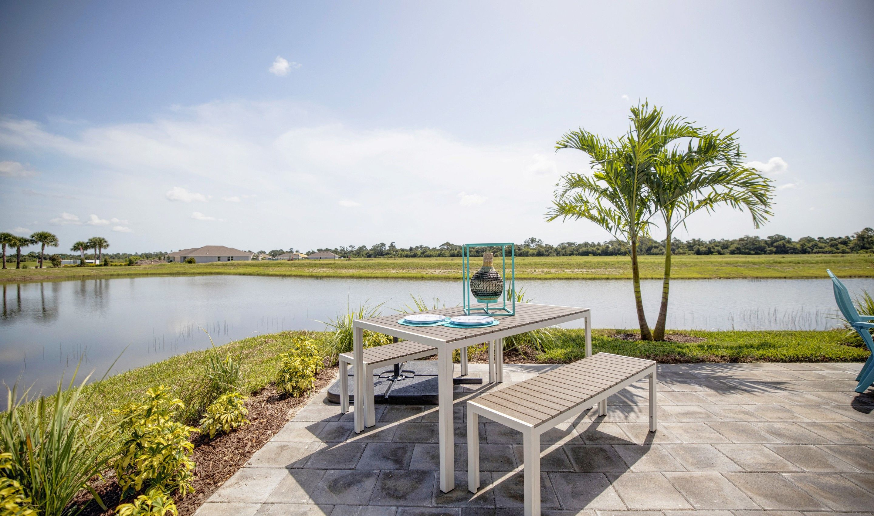 Exterior featured in the Eden By K. Hovnanian® Homes in Martin-St. Lucie-Okeechobee Counties, FL