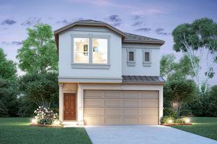 Reagan - Centrepark Terrace: Houston, Texas - K. Hovnanian® Homes
