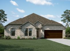 Wedgewood II - Ascend at Canyon Falls: Northlake, Texas - K. Hovnanian® Homes