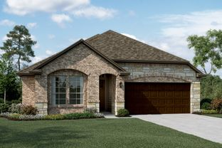 Keystone II - Ascend at Canyon Falls: Northlake, Texas - K. Hovnanian® Homes