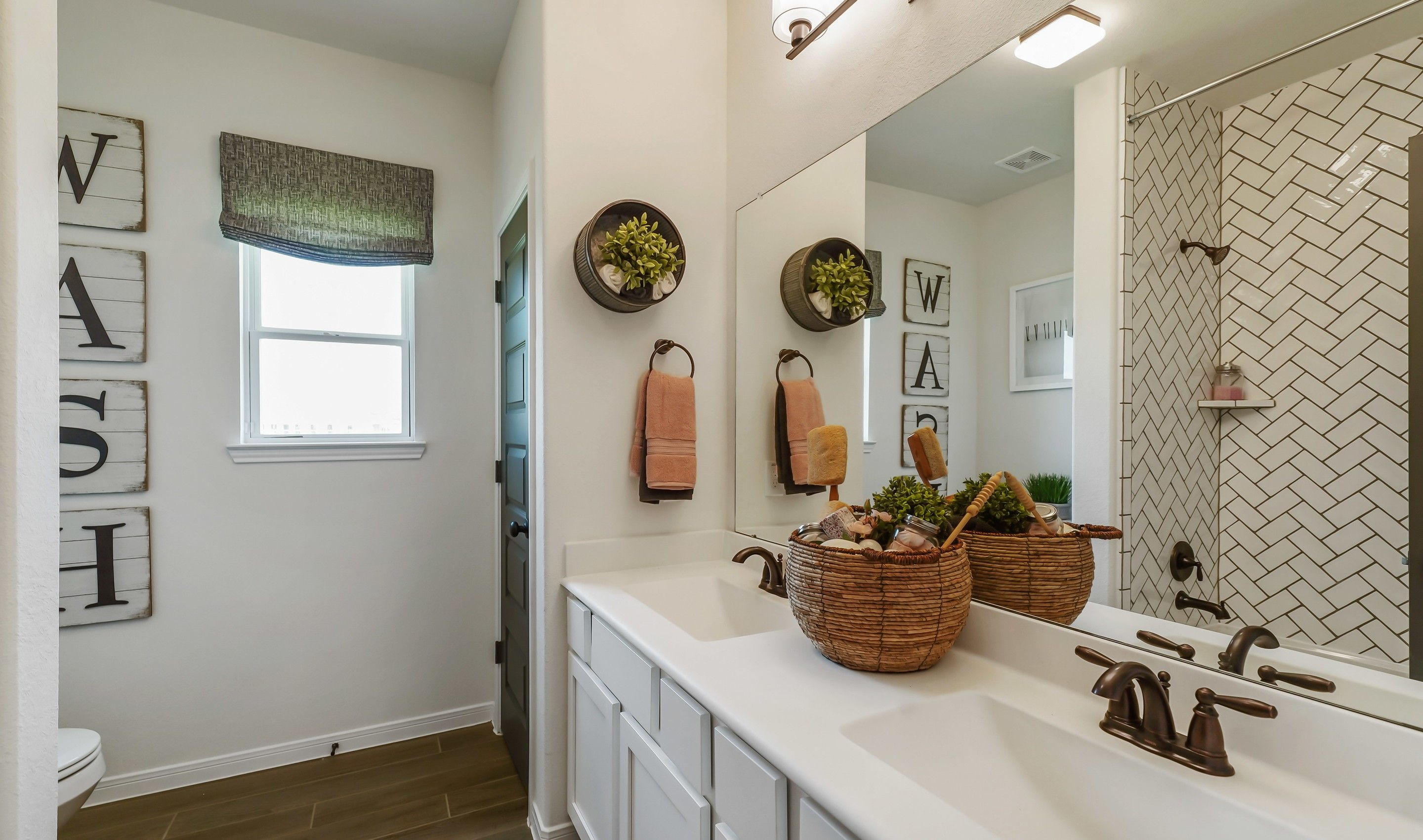 Bathroom featured in the Chase By K. Hovnanian® Homes in Houston, TX
