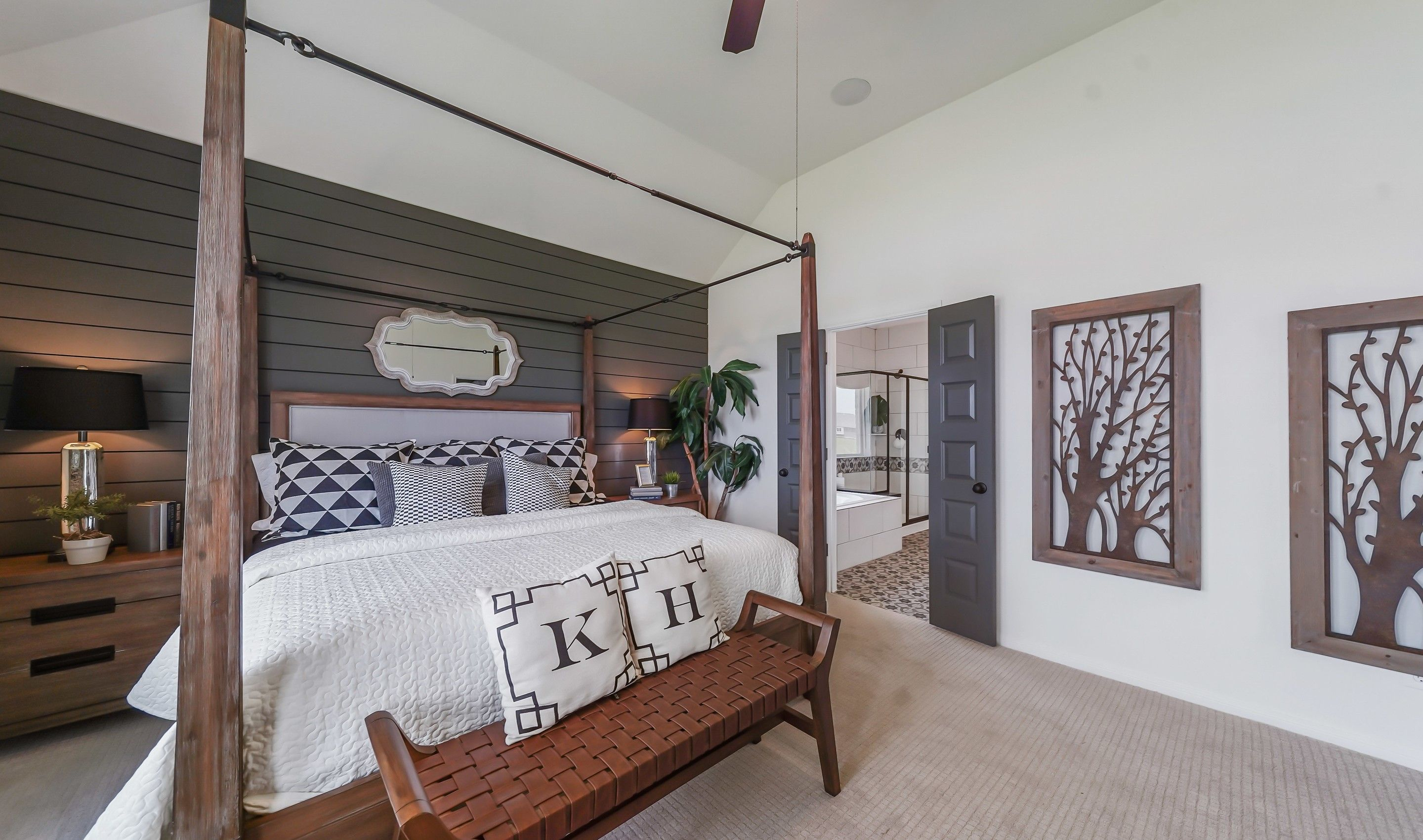 Bedroom featured in the Chase By K. Hovnanian® Homes in Houston, TX