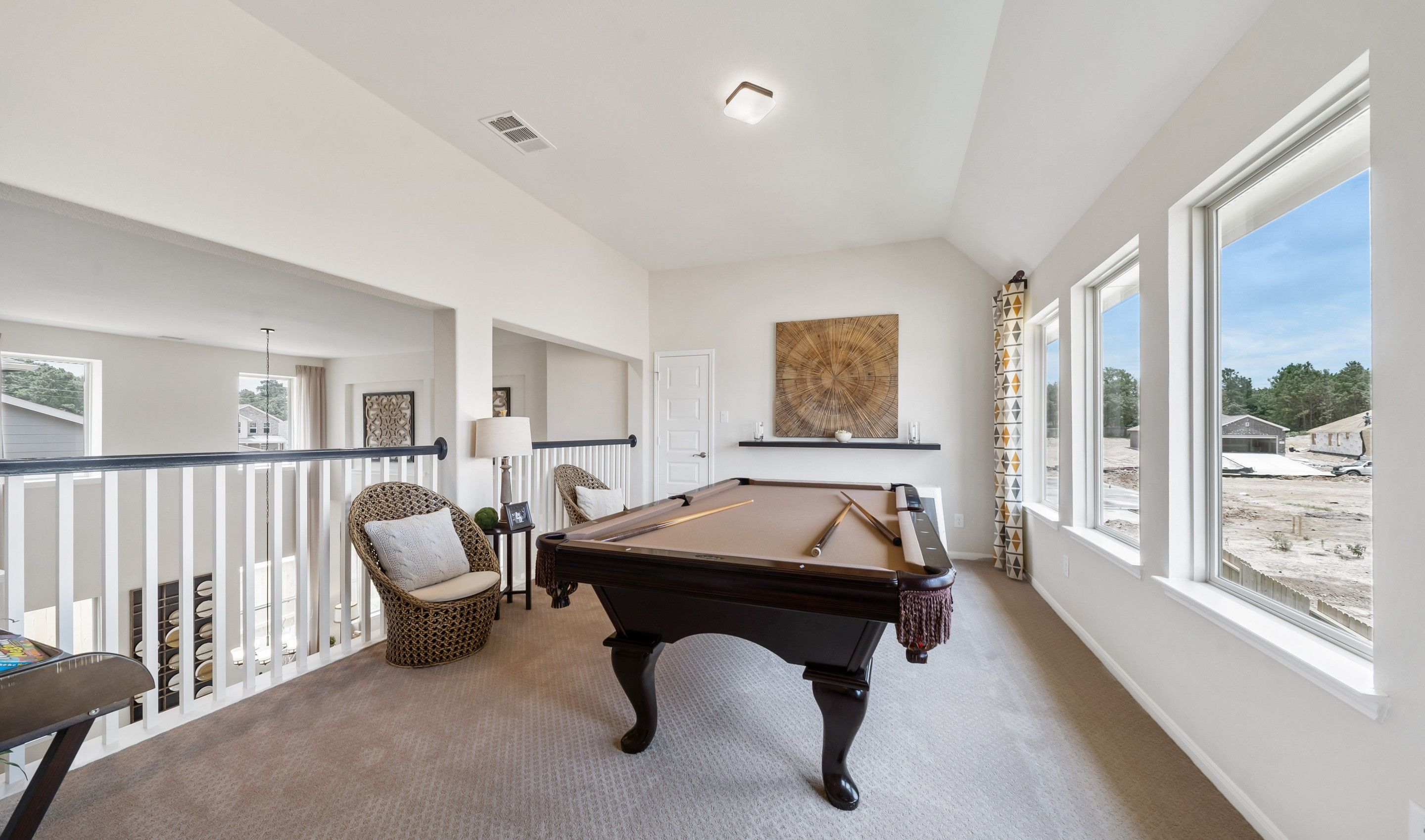 Living Area featured in the Ashville By K. Hovnanian® Homes in Brazoria, TX
