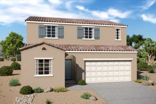 Victory - Luke Landing: Glendale, Arizona - K. Hovnanian® Homes