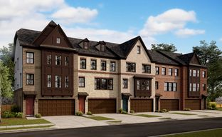 The Towns at Pender Oaks by K. Hovnanian® Homes in Washington Virginia