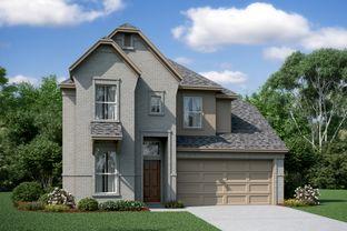 Elmore - Balmoral: Humble, Texas - K. Hovnanian® Homes