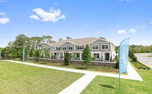 Winding Bay Townhomes by K. Hovnanian® Homes in Orlando Florida