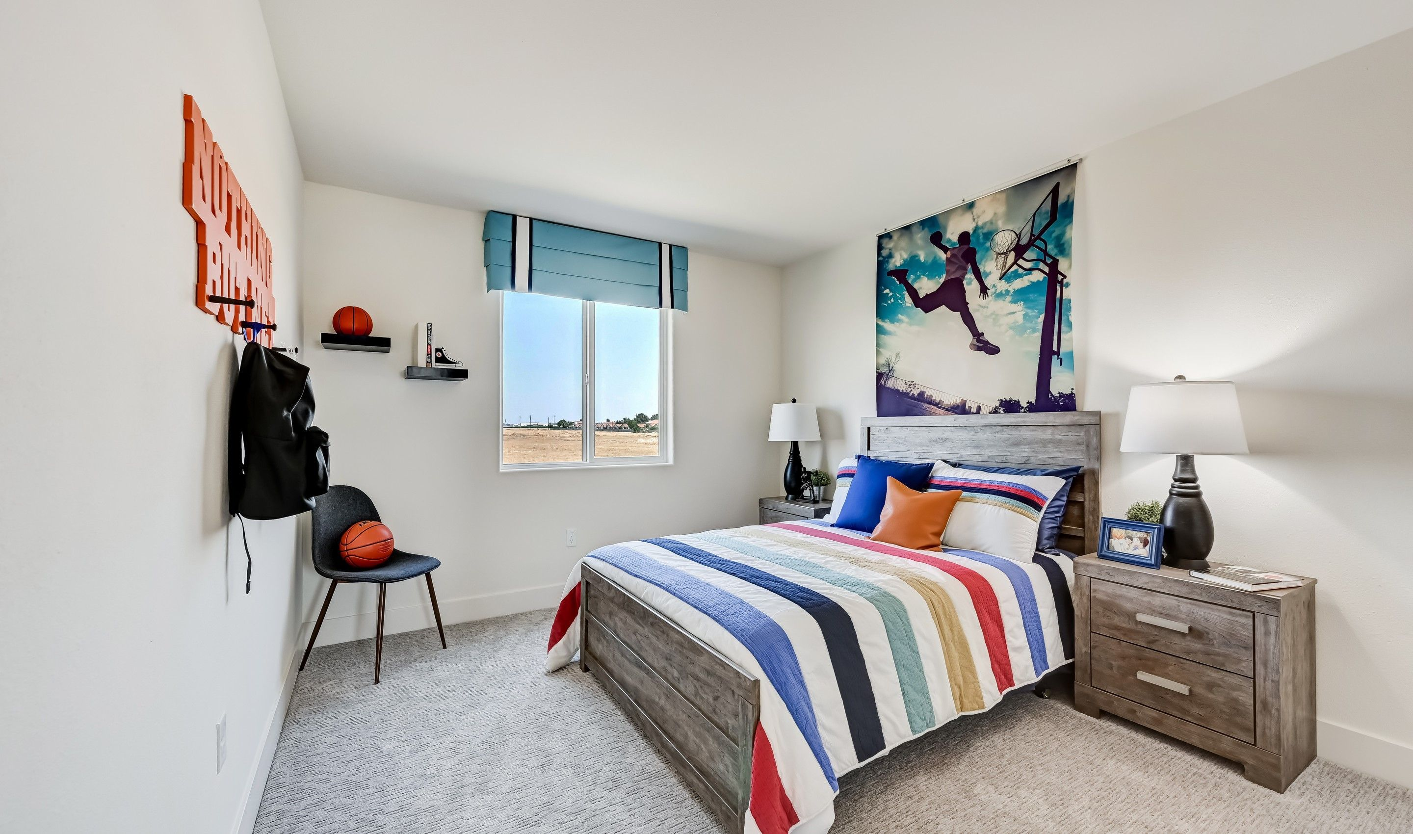 Bedroom featured in the Slate By K. Hovnanian® Homes in Fresno, CA