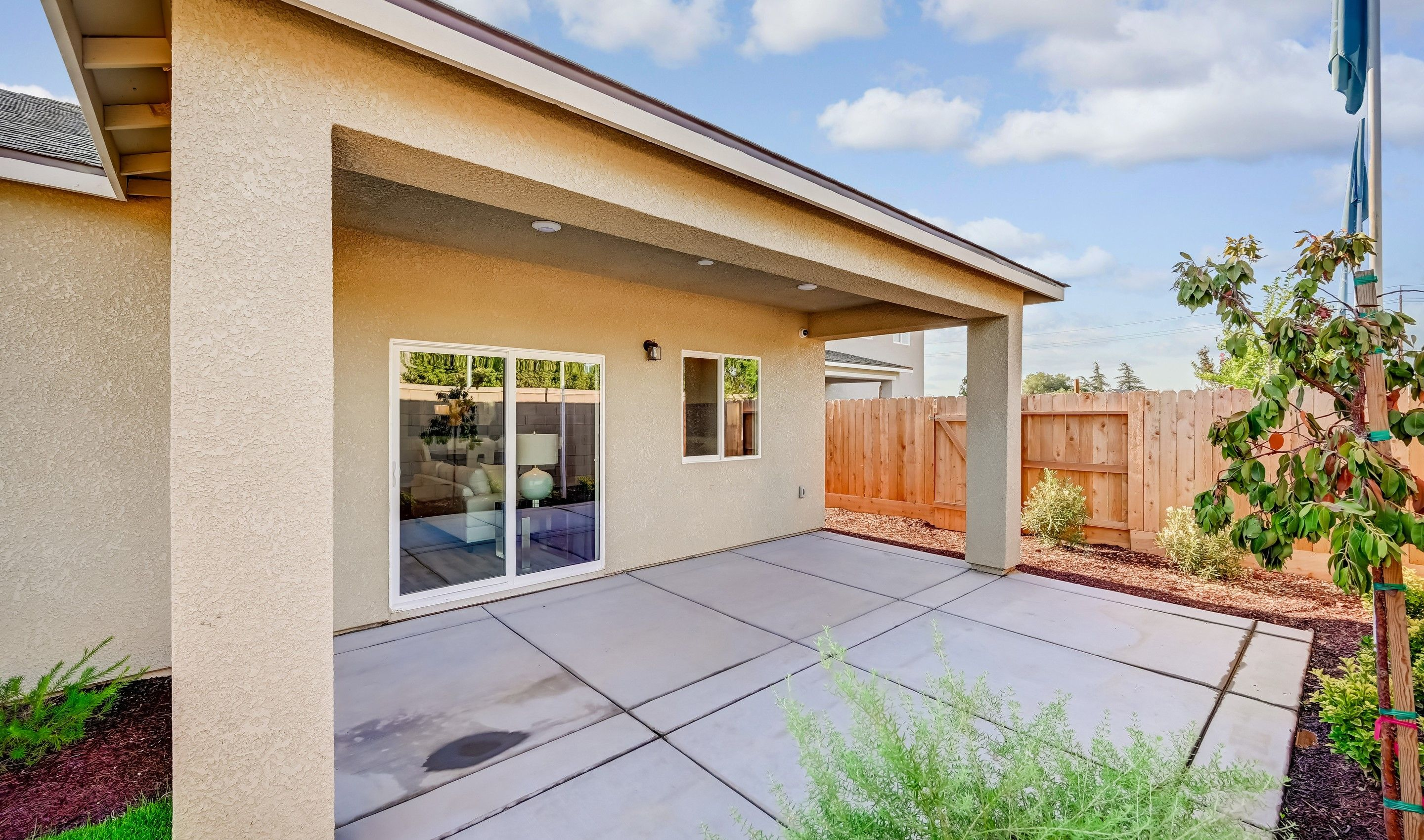 Exterior featured in the Malibu By K. Hovnanian® Homes in Fresno, CA