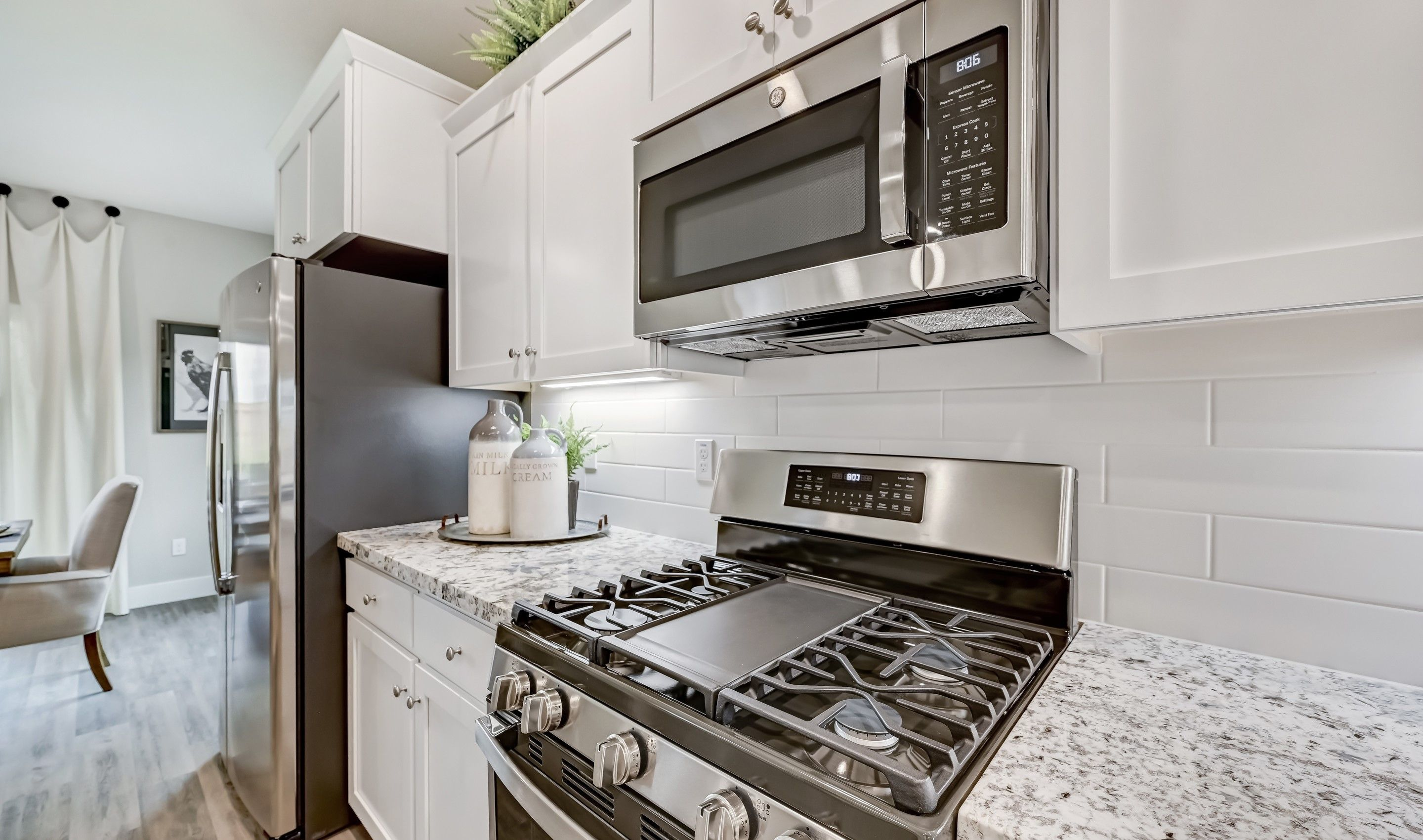 Kitchen featured in the Topaz By K. Hovnanian® Homes in Fresno, CA