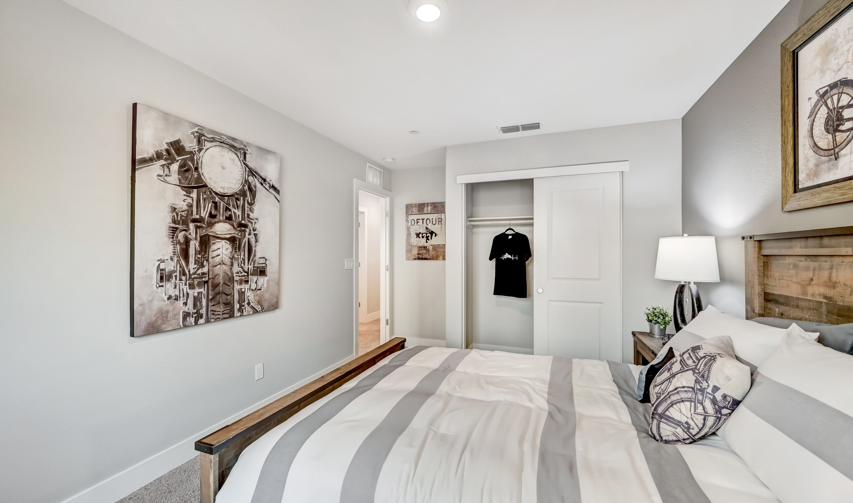 Bedroom featured in the Topaz By K. Hovnanian® Homes in Fresno, CA