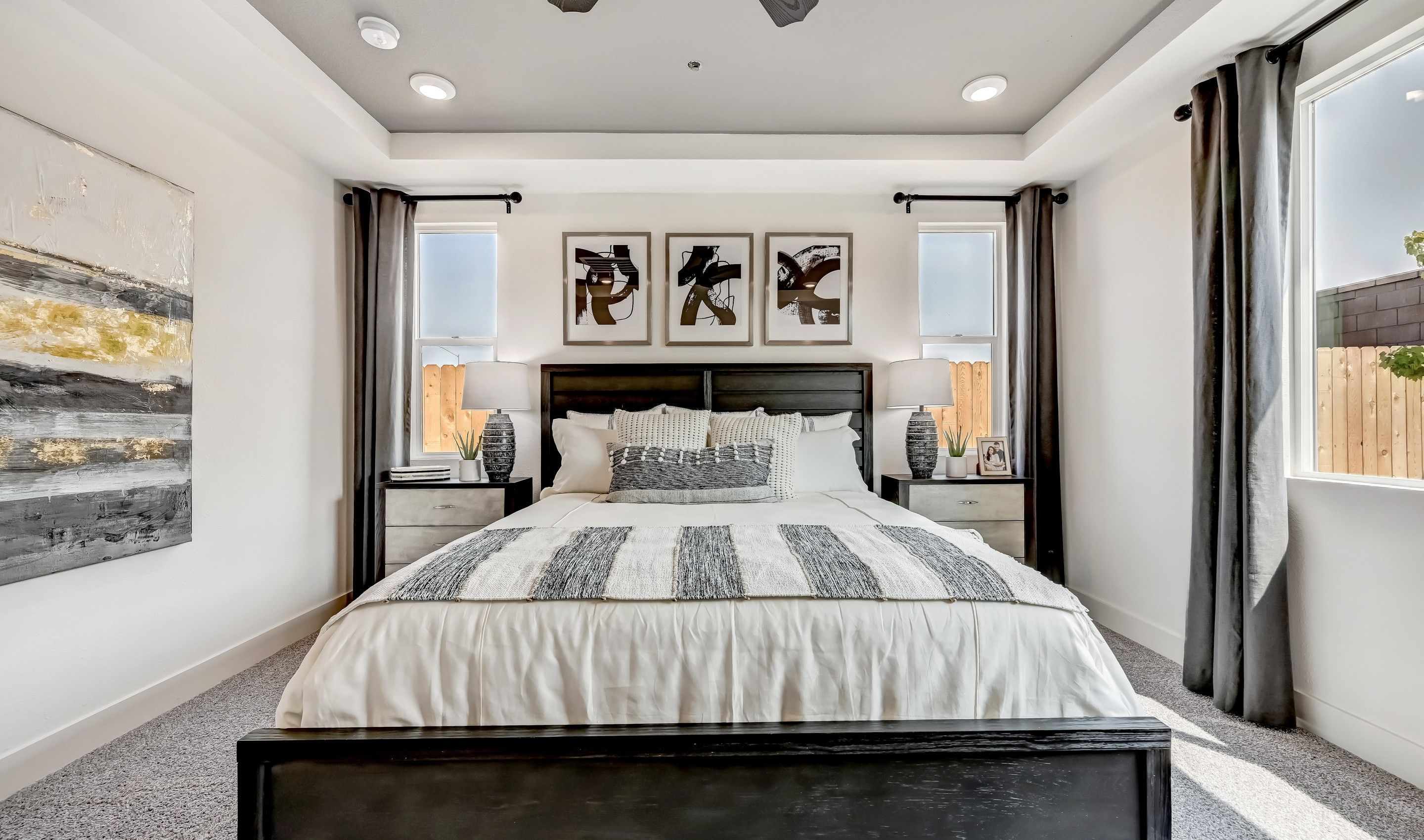 Bedroom featured in the Evergreen By K. Hovnanian® Homes in Stockton-Lodi, CA