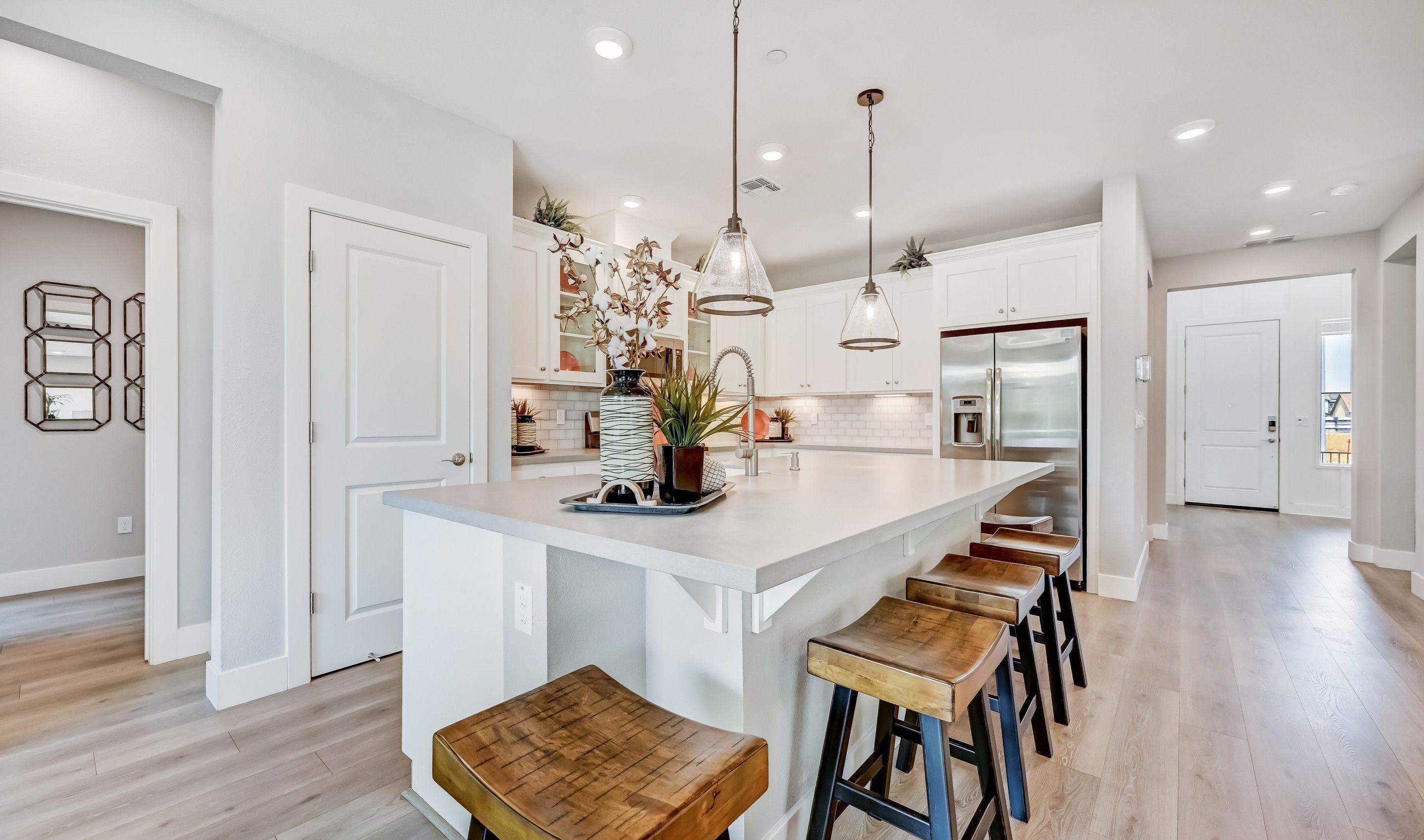 Kitchen featured in the Sherry By K. Hovnanian® Homes in Stockton-Lodi, CA