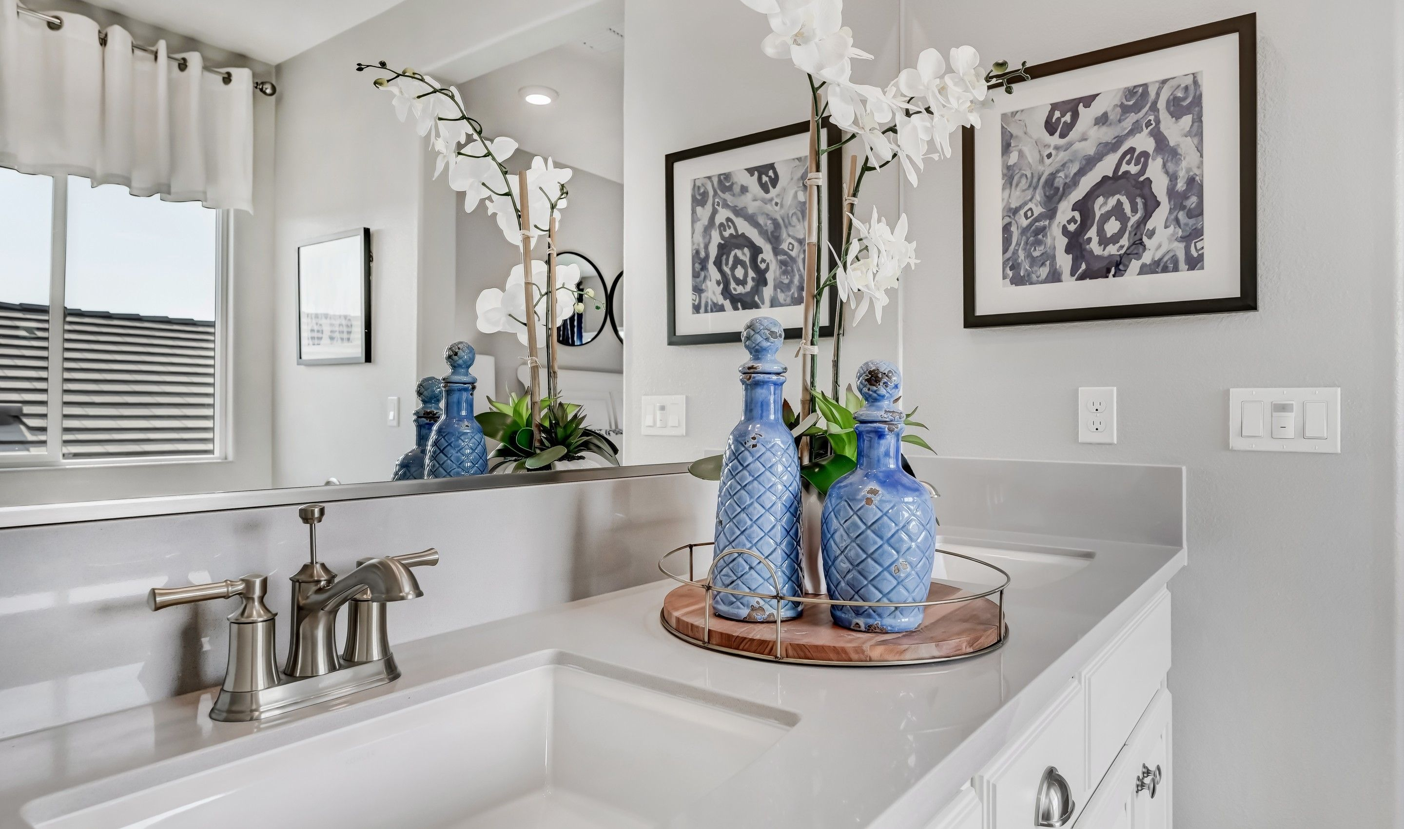Bathroom featured in the Aspen By K. Hovnanian® Homes in Stockton-Lodi, CA