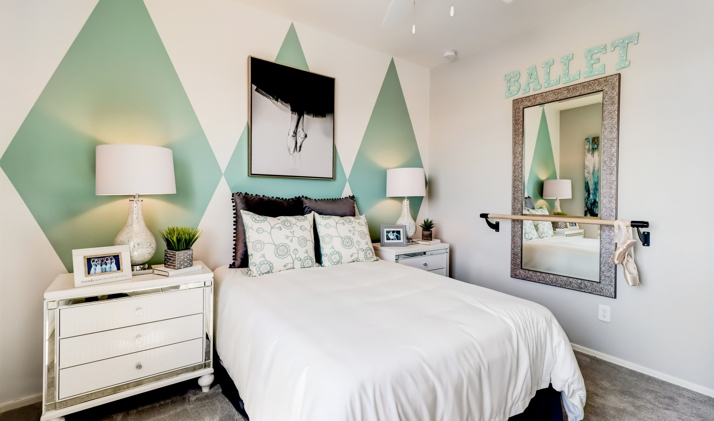 Bedroom featured in the Serenity By K. Hovnanian® Homes in Phoenix-Mesa, AZ