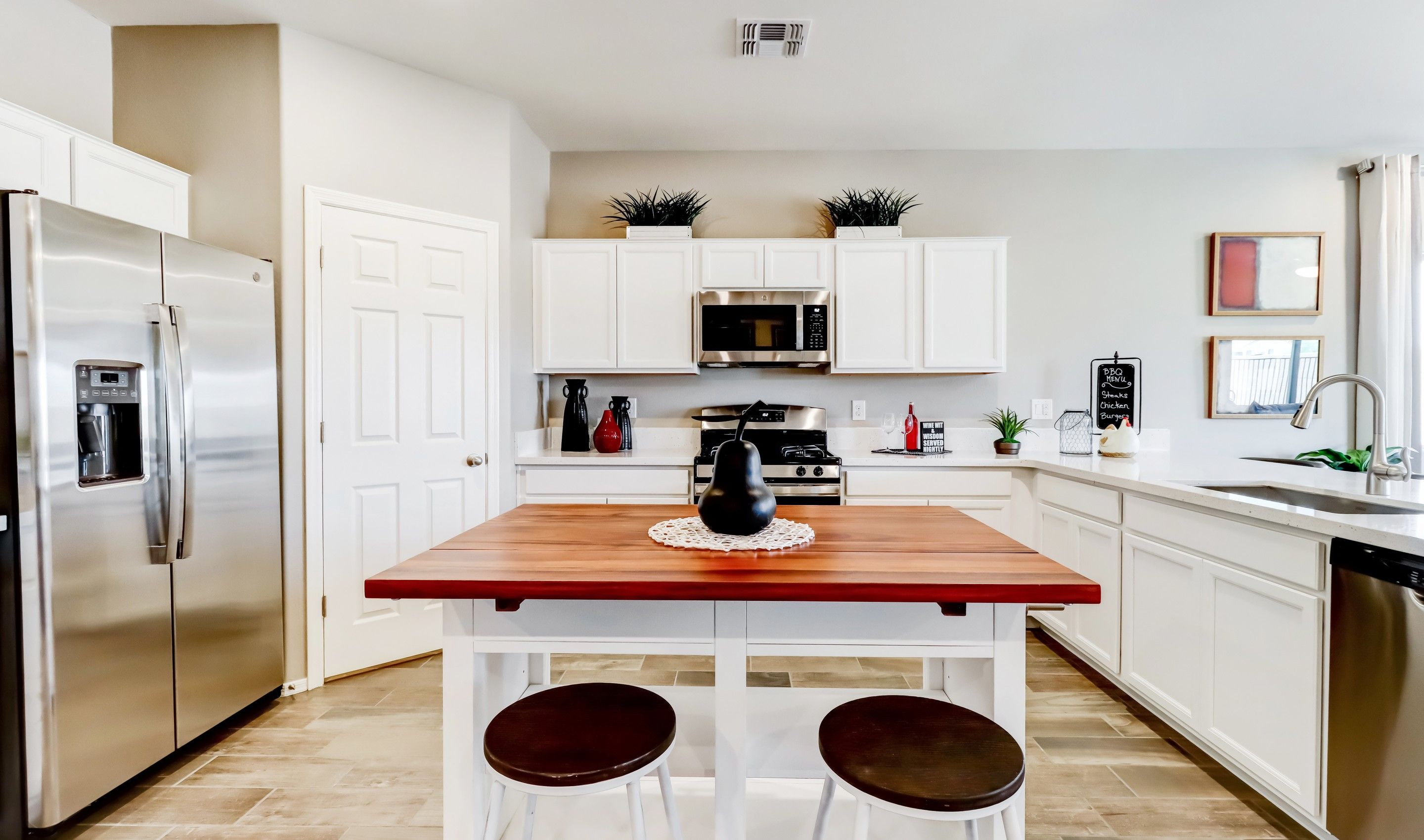 Kitchen featured in the Liberty By K. Hovnanian® Homes in Phoenix-Mesa, AZ