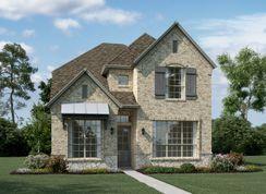 Sutherland - Villas at the Station: Sachse, Texas - K. Hovnanian® Homes